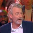 """Gilles Verdez sur le plateau de """"Touche pas à mon poste"""" le 25 octobre 2018 sur C8."""