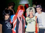 Cindy Crawford avec Kaia et Presley Gerber : Soirée d'Halloween mémorable !