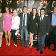 Cherry Jones, Sprague Grayden, Mary, Elisha Cuthbert, Kiefer Sutherland, Annie Wershing, Carlos Bernard, John Voight à la projection spéciale de la saison 7 de 24h Chrono à Los Angeles le 12 mai 2009.