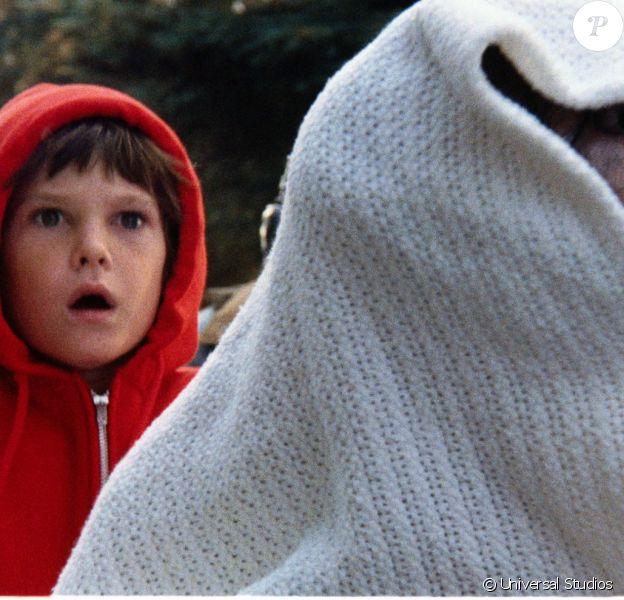 """Henry Thomas dans le film """"E.T., l'extraterrestre""""."""