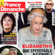 France Dimanche, novembre 2018.