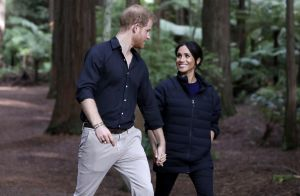 Prince Harry : Sa tendre photo de voyage de Meghan Markle enceinte