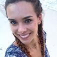 Marien Lorphelin et ses tresses en Colombie, le 26 juillet 2018.