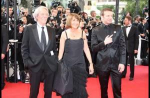 Jean Rochefort en pleine forme à Cannes : Tout va très bien merci !