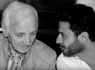 """Mort de Charles Aznavour : """"Maître chanteur"""", l'hommage ému de Grégory Bakian"""