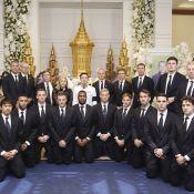 Obsèques de Vichai Srivaddhanaprabha : Leicester City pleure son président