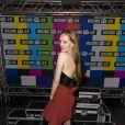 """Bianca O'Brien - Soirée de lancement de la collection """"H&M x Moschino"""" au """"Dernier Etage"""" à Paris, le 6 novembre 2018. © Pierre Perusseau / Bestimage"""