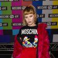"""Lou Lesage - Soirée de lancement de la collection """"H&M x Moschino"""" au """"Dernier Etage"""" à Paris, le 6 novembre 2018. © Pierre Perusseau / Bestimage"""