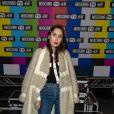 """Géraldine Boublil - Soirée de lancement de la collection """"H&M x Moschino"""" au """"Dernier Etage"""" à Paris, le 6 novembre 2018. © Pierre Perusseau / Bestimage"""