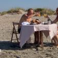 """Christophe et Aurélia - """"L'amour est dans le pré 2018"""" sur M6. Le 12 novembre 2018."""