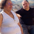 """Chantal et Jean-Claude - """"L'amour est dans le pré 2018"""" sur M6. Le 12 novembre 2018."""