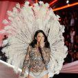 Adriana Lima - Défilé Victoria's Secret à New York, le 8 novembre 2018.