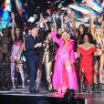 Final du défilé Victoria's Secret 2018 à New York le 8 novembre 2018