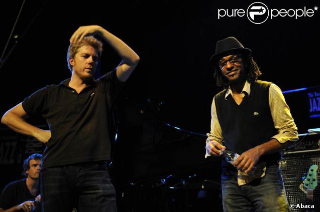 Kyle eastwood et manu katch en concert la maison des cultures du monde paris le 13 mai 2009 - Maison du monde paris 13 ...