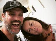 Holly Marie Combs : Hospitalisée, elle rassure ses fans...