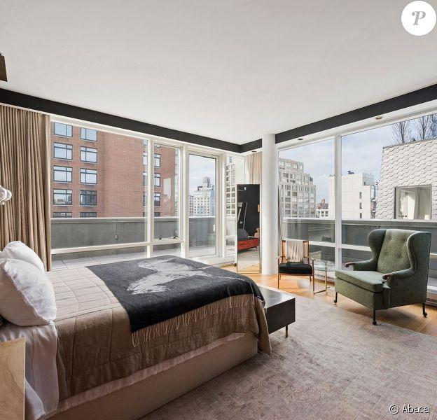 Photo de l'appartement vendu par Justin Timberlake et Jessica Biel à New York.