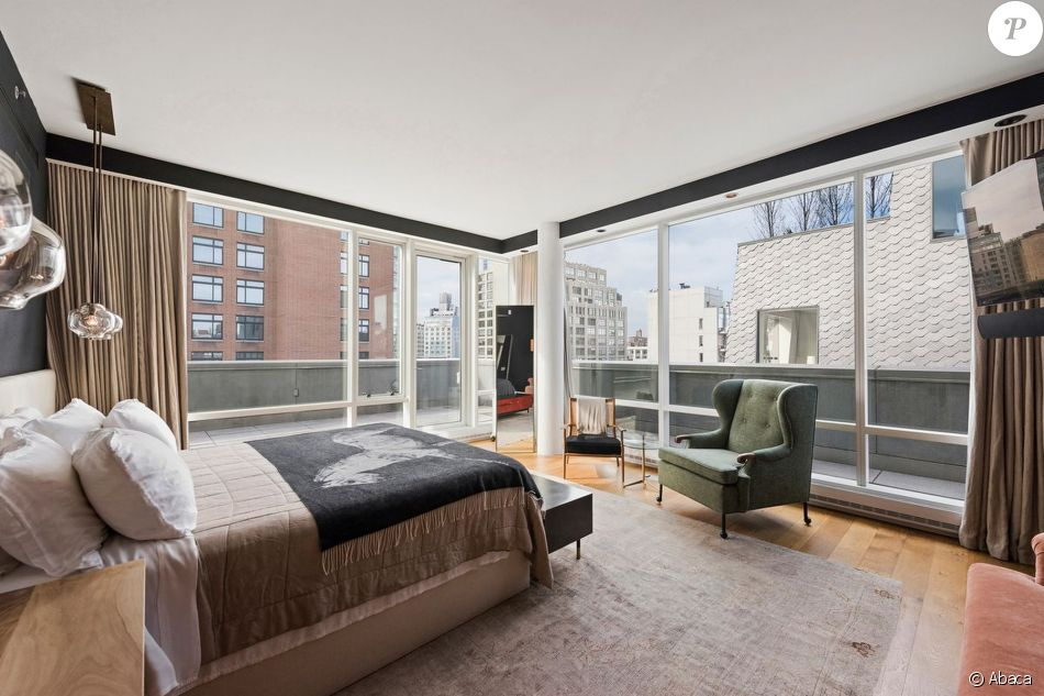 Photo de l'appartement vendu par Justin Timberlake et Jessica Biel à New York.