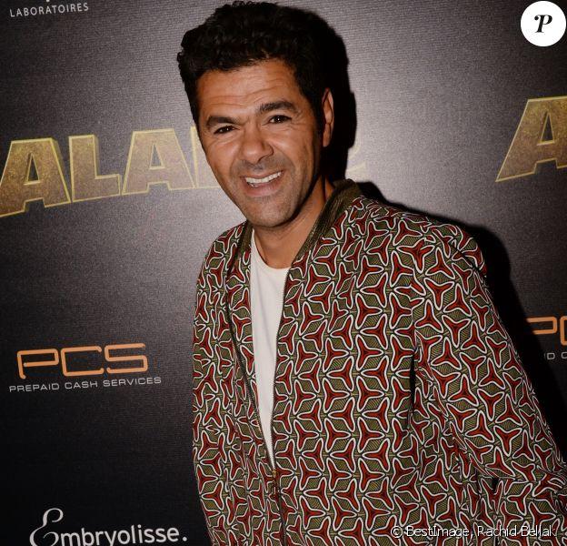 Semi-Exclusif - Jamel Debbouze - Les célébrités posent lors de l'After Party du film Alad'2 au Club Haussman à Paris le 21 septembre 2018. © Rachid Bellack/Bestimage
