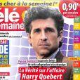 """Magazine """"Télé 2 Semaines"""" en kiosques depuis lundi 5 novembre 2018."""