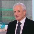 """Gérard Michel dans """"La Quotidienne"""" sur France 5."""