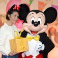 Exclusif - Alessandra Sublet - Célébration des 90 ans de magie avec Mickey à Disneyand Paris le 17 novembre 2018. La nouvelle saison de Noël célèbrera 90 ans de fun avec Mickey du 10 novembre 2018 au 6 janvier 2019. © Veeren/Bestimage