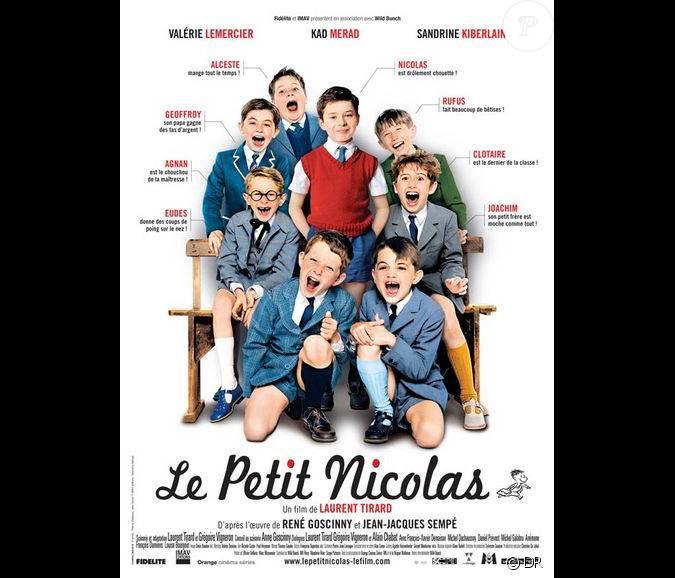 Des images du petit nicolas en salles le 30 septembre - Le petit nicolas film ...