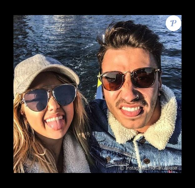 Enjoy Phoenix et son copain, Florian Allister - Instagram, 2018