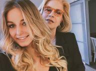 "Sylvie Vartan émue par sa ""poupée"", son adorable échange avec sa fille Darina"