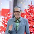 """Jeff Goldblum - Enregistrement de l'émission """"Vivement Dimanche"""", présentée par M.Drucker et diffusée le 25 novembre sur France 2. Le 19 novembre 2018 © Guillaume Gaffiot / Bestimage"""