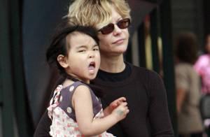 La fille de Meg Ryan n'aime pas du tout... être prise en photo !