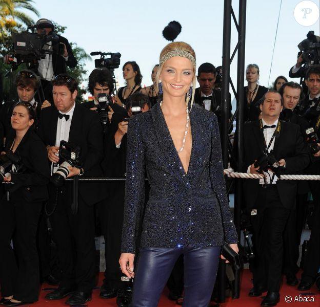 Sarah Marshall... lors du 62e Festival de Cannes !