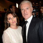 Didier Deschamps et sa femme face à Estelle Lefébure aux GQ Awards 2018