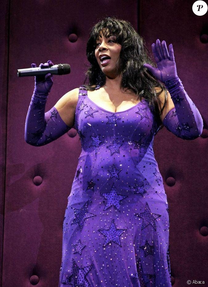 Donna Summer en live au Seminole Hard Rock Hotel...