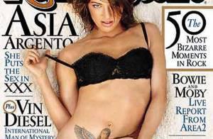 Asia Argento, la femme fatale du jury cannois, classée xXx...