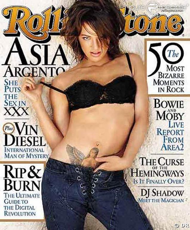 Asia Argento, la femme fatale du jury cannois, classée xXx... Rosario Dawson Movies