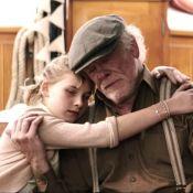 """Nick Nolte, 77 ans : Sa fille Sophia, 11 ans, l'appelle """"papy"""""""
