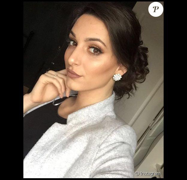 """Iona, candidate des """"Reines du shopping"""" (M6) la semaine du 3 décembre 2018, a été la 2ème dauphine de Miss Loire 2015."""
