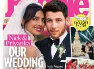 "Priyanka Chopra et Nick Jonas : ""Que des larmes"" à leur mariage grandiose"