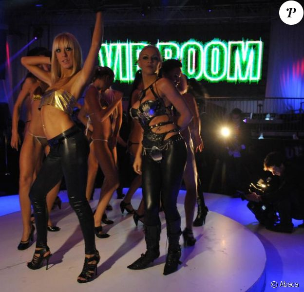 Hot Hot au VIP Room !