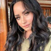 Demi Lovato au naturel : Après son overdose, elle remonte doucement la pente...