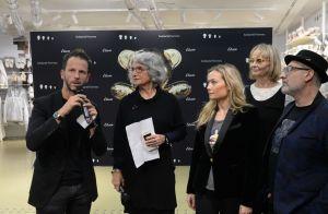 Harry Roselmack, Cindy Bruna et Caroline Vigneaux réunis pour une soirée culotte