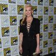 Katie Cassidy à la soirée 'Arrow' du Comic Con 2017 au Hilton Bayfront à San Diego, le 22 juillet 2017.