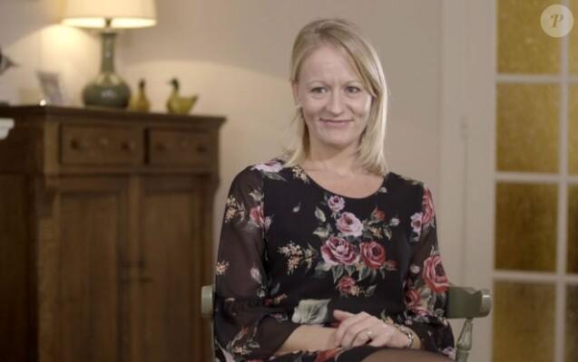 Julie Bocquet dans le documentaire Claude François, le dernier pharaon, diffusé le 10 février 2018 sur Paris Première. (Capture d'écran de la bande-annonce).