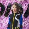 Iris Law au défilé de mode Dior Homme collection Printemps-Eté 2019 à la Garde Républicaine lors de la fashion week à Paris, le 23 juin 2018. © Olivier Borde/Bestimage