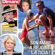 """Magazine """"France Dimanche"""" en kiosques le 14 décembre 2018."""