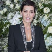 Cristina Cordula : Carré plongeant, frange... Ses folies capillaires en photos !