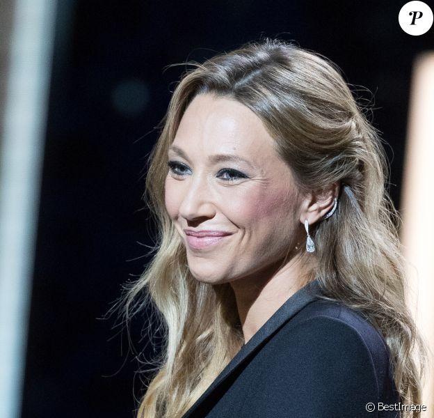 Laura Smet (bijoux Messika)- 43ème cérémonie des Cesar à la salle Pleyel à Paris, le 2 mars 2018. © Dominique Jacovides - Olivier Borde / Bestimage