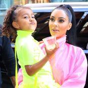 Kim Kardashian : Jumelle de sa fille North au même âge !