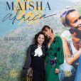 """Exclusif - Sonia Rolland (Présidente de Maïsha Africa) et Sandra Sisley - Dîner de gala au profit de l'association """"Maïsha Africa"""" de Sonia Rolland, qui vient en aide aux enfants du Rwanda, au Pavillon Gabriel, à Paris, le 17 décembre 2018. En vue de soutenir une partie du projet en faveur de la réhabilitation du service de néonatalogie de l'hôpital de Musanze au Rwanda, le gala a été organisé avec le précieux parrainage de C.Descalzi-Pereira, présidente de la Fondation Congo Kitoko, et de Céline Brucker, directrice générale de L'Oréal Grand Public France. Près de 125 000 euros de dons ont été récoltés pendant la soirée, organisée en partenariat avec la Fondation Congo Kitoko, Mixa et LVMH ainsi que la contribution du magazine Infrarouge et de la maison de Champagne Delarocque. © Gorassini-Moreau/Bestimage"""