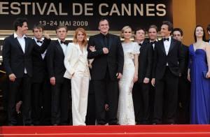 Purepeople à Cannes ! Jour 7 : Angelina Jolie, Brad Pitt, Quentin Tarantino et toutes les stars ! Regardez !